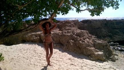 Photoshoot of Bikini